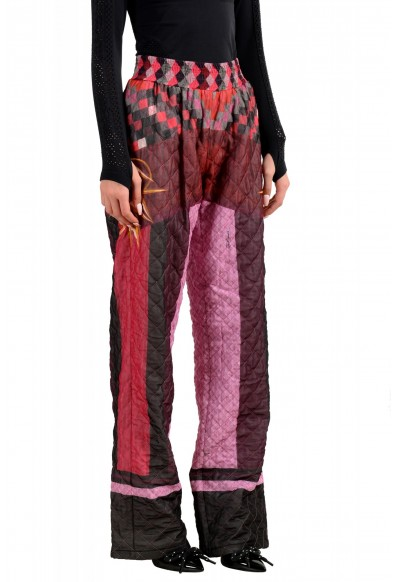 Just Cavalli Women's Multi-Color Insulated Casual Pants US S IT 40: Picture 2