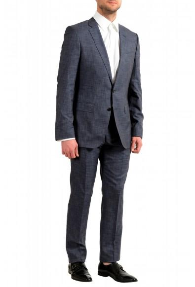 "Hugo Boss Men's ""Huge6/Genius5"" Slim Fit Silk Wool Two Button Suit: Picture 2"