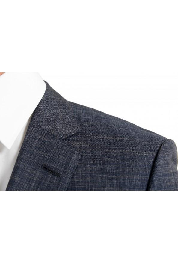 "Hugo Boss Men's ""Huge6/Genius5"" Slim Fit Silk Wool Two Button Suit: Picture 7"