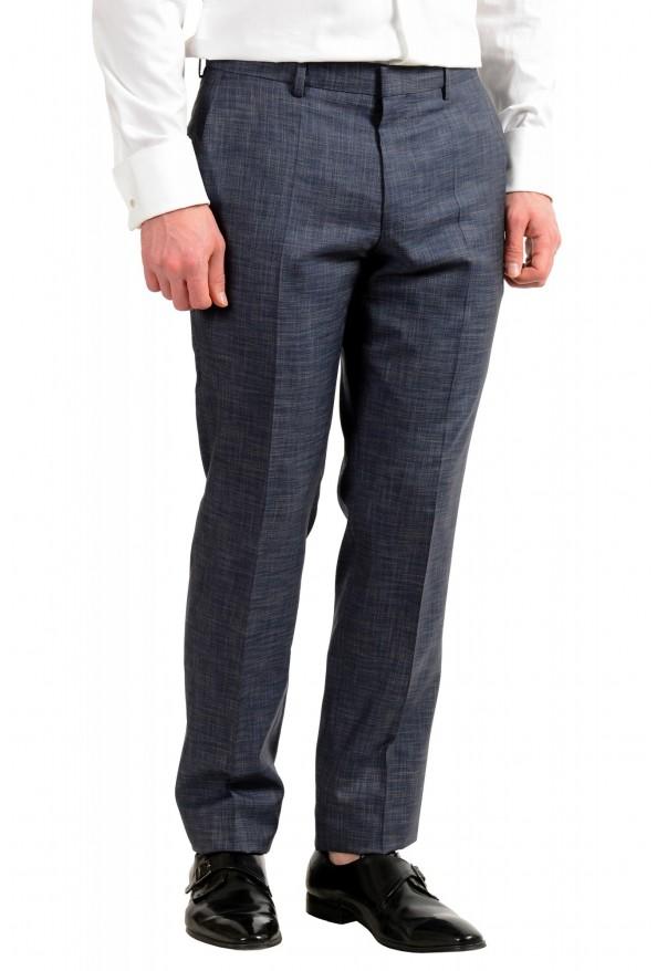 "Hugo Boss Men's ""Huge6/Genius5"" Slim Fit Silk Wool Two Button Suit: Picture 9"