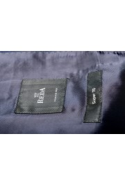 """Hugo Boss Men's """"Reyno4/Wave2"""" Extra Slim Fit 100% Wool Blue Two Button Suit: Picture 13"""