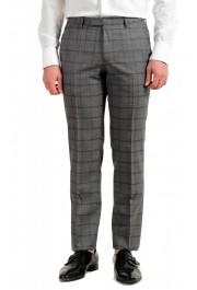 "Hugo Boss Men's ""Johnstons5/Lenon1"" Regular Fit 100% Wool Plaid Two Button Suit: Picture 8"