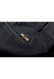 Dsquared2 Women's Black Flat Front Dress Pants : Picture 6