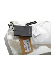 Dsquared2 Women's White Flat Front Dress Pants: Picture 5