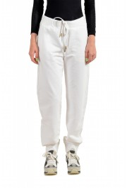 Dsquared2 Women's White Sweat Pants