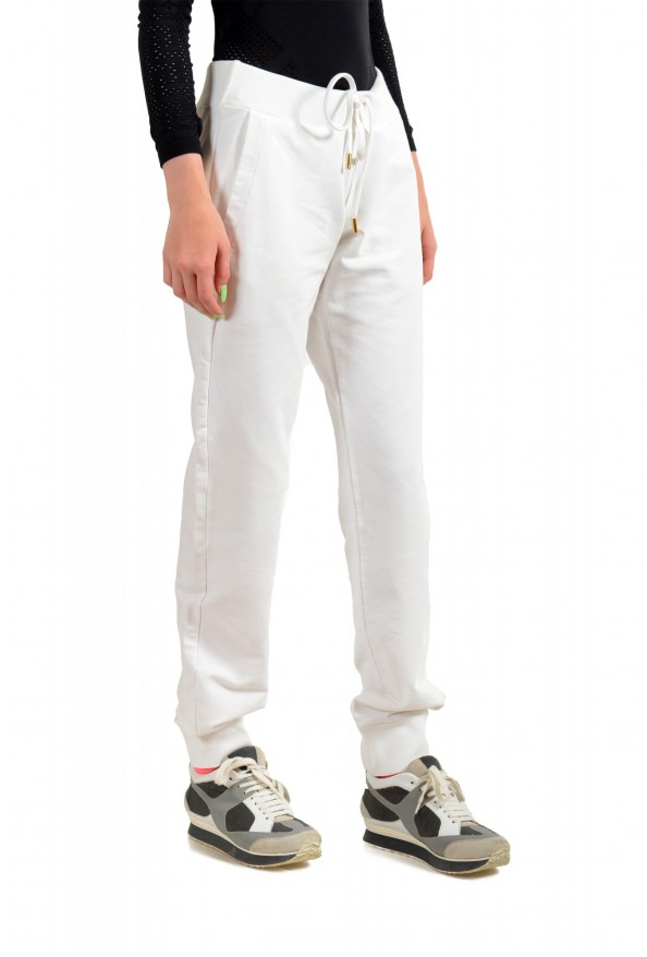 Dsquared2 Women's White Sweat Pants : Picture 2