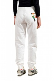 Dsquared2 Women's White Sweat Pants : Picture 3