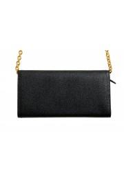 Burberry Women's Black Pebbled Leather Wallet Shoulder Bag: Picture 5