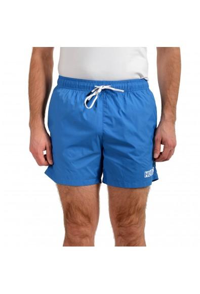 "Hugo Boss Men's ""Haiti"" Blue Swim Board Shorts"