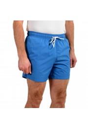 "Hugo Boss Men's ""Haiti"" Blue Swim Board Shorts: Picture 2"