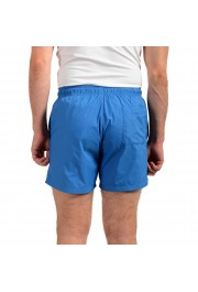 "Hugo Boss Men's ""Haiti"" Blue Swim Board Shorts: Picture 3"