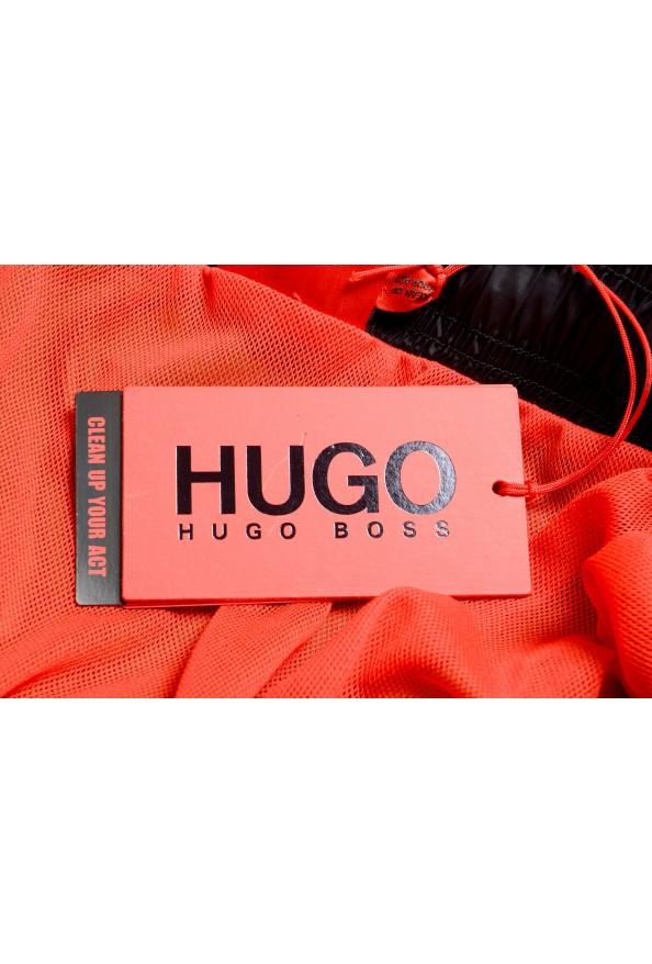 "Hugo Boss Men's ""Haiti"" Olive Green Swim Board Shorts: Picture 4"