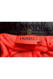 "Hugo Boss Men's ""Haiti"" Olive Green Swim Board Shorts: Picture 5"