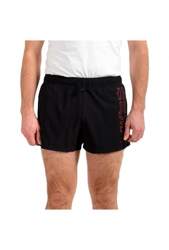 "Hugo Boss Men's ""Koji"" Black Swim Board Shorts"