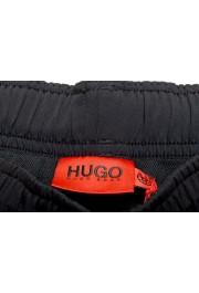 "Hugo Boss Men's ""Koji"" Black Swim Board Shorts: Picture 5"