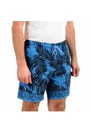 "Hugo Boss Men's ""SOMA"" Multi-Color Floral Print Swim Board Shorts : Picture 2"