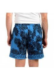 "Hugo Boss Men's ""SOMA"" Multi-Color Floral Print Swim Board Shorts : Picture 3"