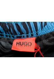 "Hugo Boss Men's ""SOMA"" Multi-Color Floral Print Swim Board Shorts : Picture 5"