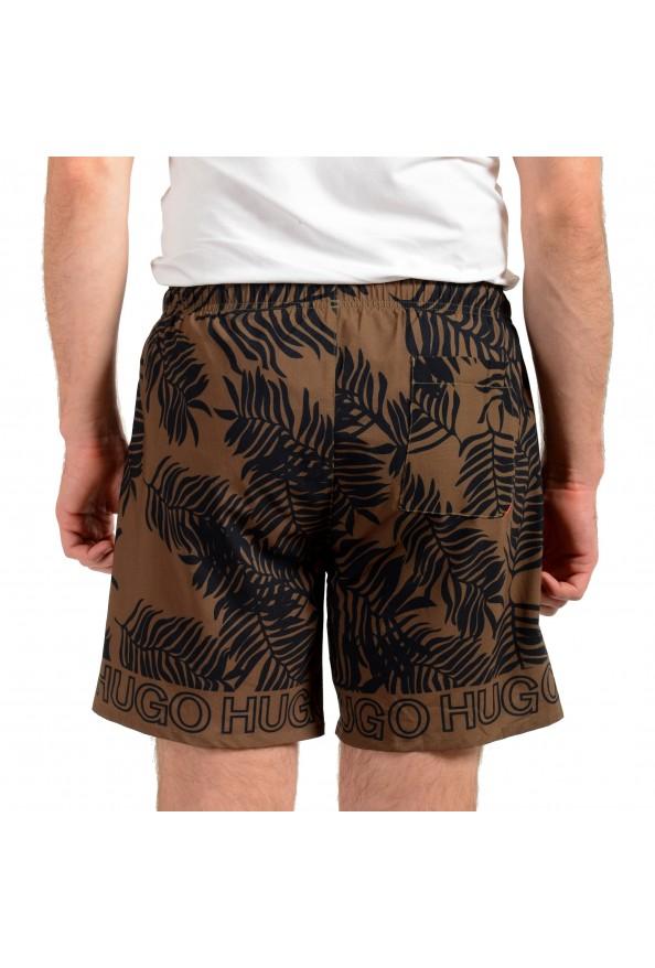 "Hugo Boss Men's ""SOMA"" Multi-Color Floral Print Swim Board Shorts: Picture 3"