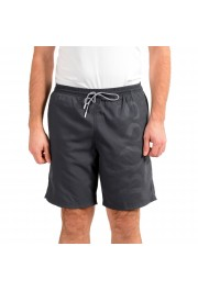 "Hugo Boss Men's ""Orca"" Gray Swim Board Shorts"