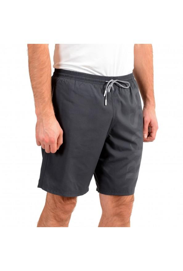 """Hugo Boss Men's """"Orca"""" Gray Swim Board Shorts : Picture 2"""