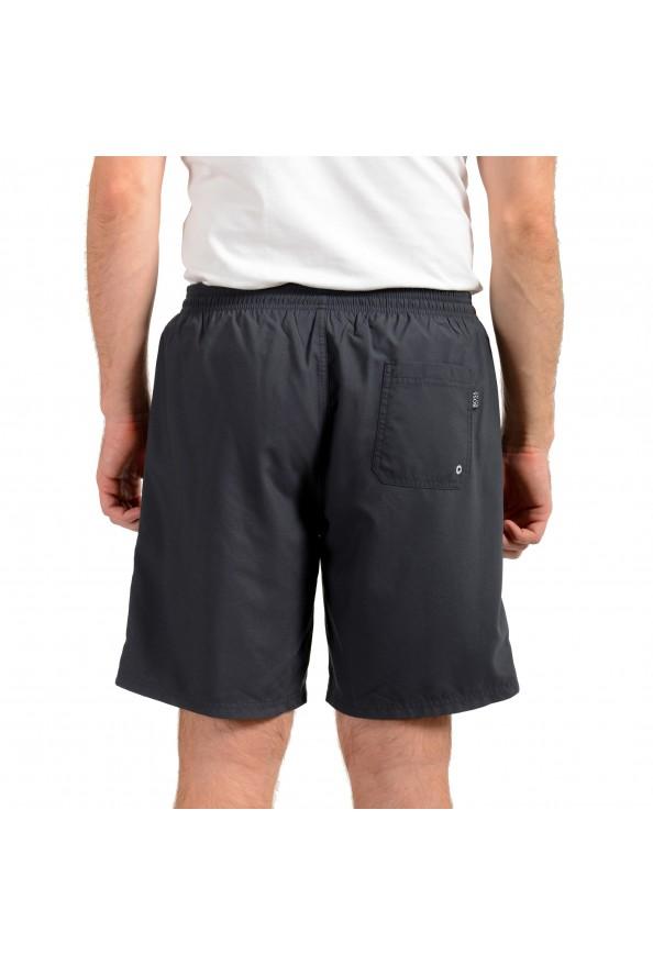 """Hugo Boss Men's """"Orca"""" Gray Swim Board Shorts : Picture 3"""