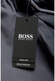 """Hugo Boss Men's """"Orca"""" Gray Swim Board Shorts : Picture 4"""