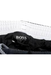 """Hugo Boss Men's """"Orca"""" Gray Swim Board Shorts : Picture 5"""