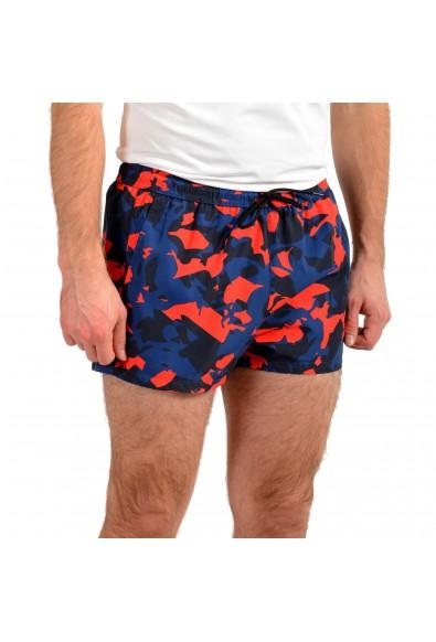 """Hugo Boss Men's """"TAMARAMA"""" Multi-Color Swim Board Shorts: Picture 2"""