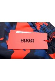 """Hugo Boss Men's """"TAMARAMA"""" Multi-Color Swim Board Shorts: Picture 4"""