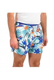 """Hugo Boss Men's """"Solarfish"""" Multi-Color Swim Board Shorts: Picture 2"""
