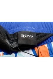 """Hugo Boss Men's """"Solarfish"""" Multi-Color Swim Board Shorts: Picture 5"""