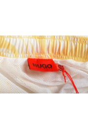 "Hugo Boss Men's ""SOMA"" Multi-Color Floral Print Swim Board Shorts: Picture 5"