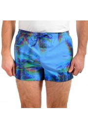 "Hugo Boss Men's ""Soulfish"" Multi-Color Swim Board Shorts"