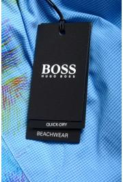 "Hugo Boss Men's ""Soulfish"" Multi-Color Swim Board Shorts: Picture 4"