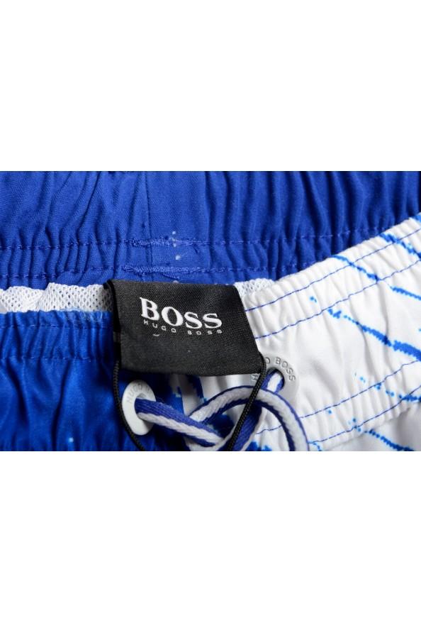 """Hugo Boss Men's """"Piranha"""" Multi-Color Swim Board Shorts: Picture 5"""