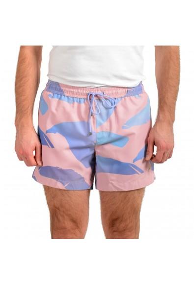 "Hugo Boss Men's ""Bonyfish"" Multi-Color Swim Board Shorts"