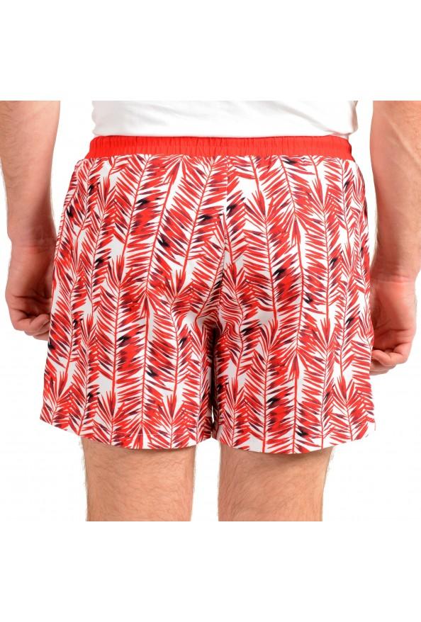 """Hugo Boss Men's """"Piranha"""" Multi-Color Swim Board Shorts: Picture 3"""