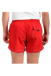 """Hugo Boss Men's """"Tuna"""" Bright Red Swim Board Shorts: Picture 3"""