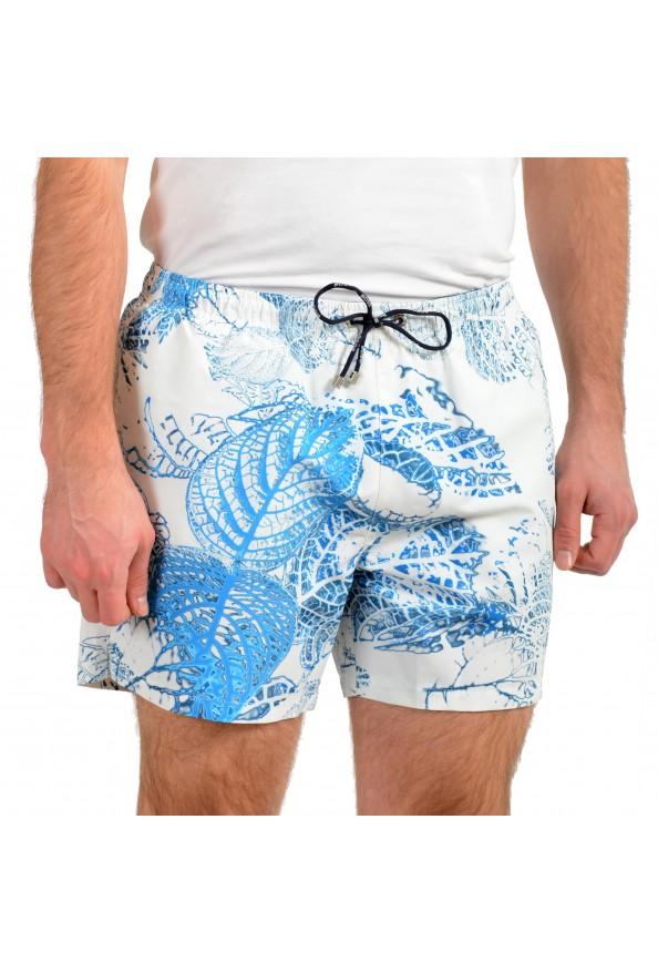 """Hugo Boss Men's """"Springfish"""" Multi-Color Swim Board Shorts: Picture 2"""