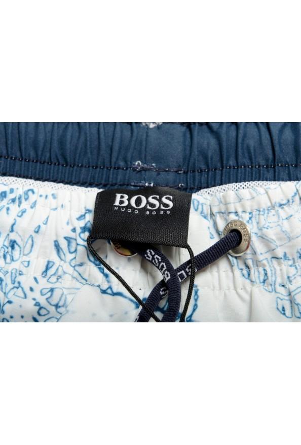 """Hugo Boss Men's """"Springfish"""" Multi-Color Swim Board Shorts: Picture 5"""
