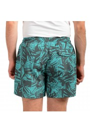 "Hugo Boss Men's ""Lionshark"" Green Swim Board Shorts : Picture 3"