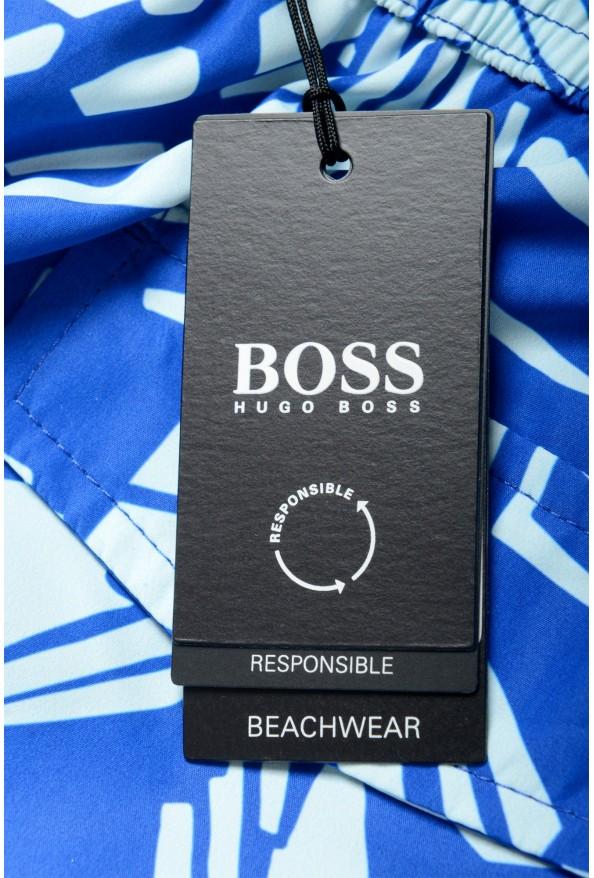 "Hugo Boss Men's ""Lionshark"" Multi-Color Swim Board Shorts: Picture 4"