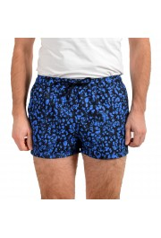 "Hugo Boss Men's ""TAMARAMA"" Multi-Color Swim Board Shorts"