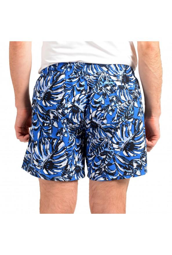 "Hugo Boss Men's ""Leaffish"" Multi-Color Swim Board Shorts: Picture 3"