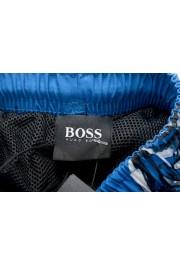 "Hugo Boss Men's ""Leaffish"" Multi-Color Swim Board Shorts: Picture 5"
