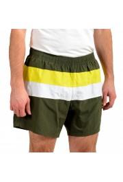 """Hugo Boss Men's """"Filefish"""" Striped Multi-Color Swim Board Shorts : Picture 2"""