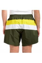 """Hugo Boss Men's """"Filefish"""" Striped Multi-Color Swim Board Shorts : Picture 3"""