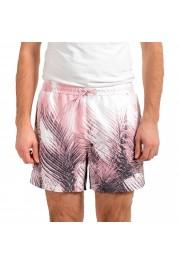 "Hugo Boss Men's ""Piranha"" Multi-Color Swim Board Shorts"