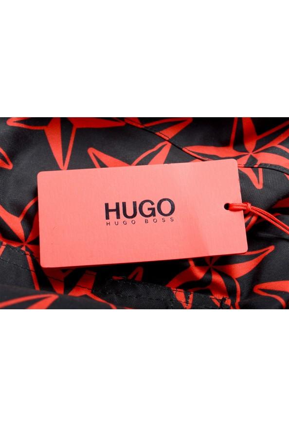 """Hugo Boss Men's """"Saint Lucia"""" Multi-Color Swim Board Shorts: Picture 4"""